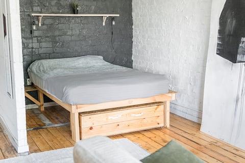 Cozy Studio Apartment - Ventspils