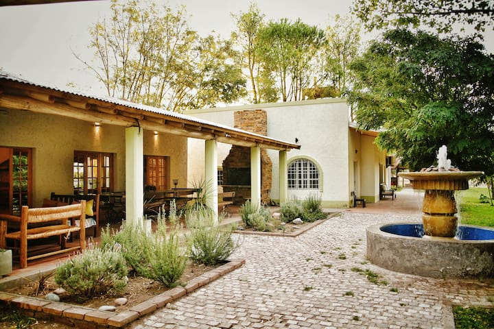 Stay in a Spacious Farm Villa nestled in Vineyards