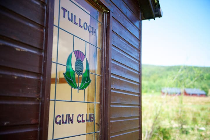 The Gun Club at Tulloch Farm