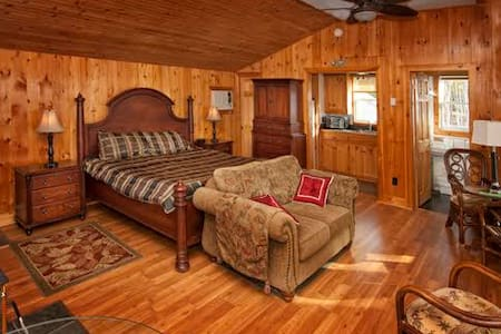 PRIVATE GUEST COTTAGE - Baddeck - Stuga