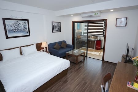 The accommodation has been completely renovated