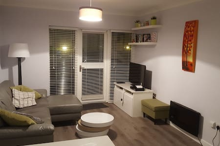 Spacious 2-Bedroom apartment in Good Neighbourhood - Clontarf - Lakás