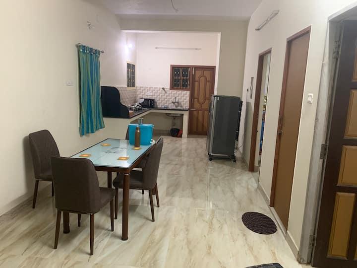 Entire 2BHK Apartment In TNAGAR Chennai
