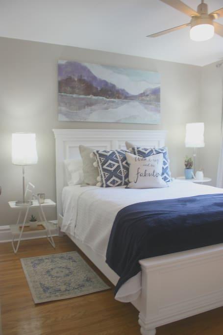 Front View of Bedroom #1