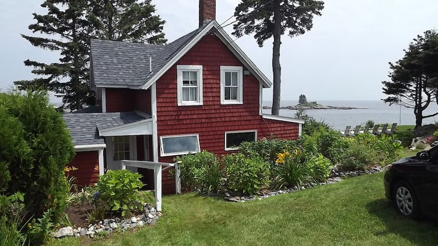 Edge_Of_The_Sea_East_Boothbay - 布斯灣(Boothbay) - 獨棟