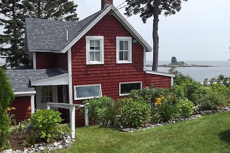 Edge_Of_The_Sea_East_Boothbay - Boothbay - Hus