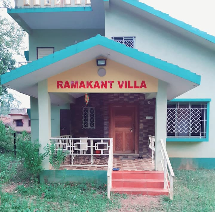Ramakant Villa! A place of solitude!!!
