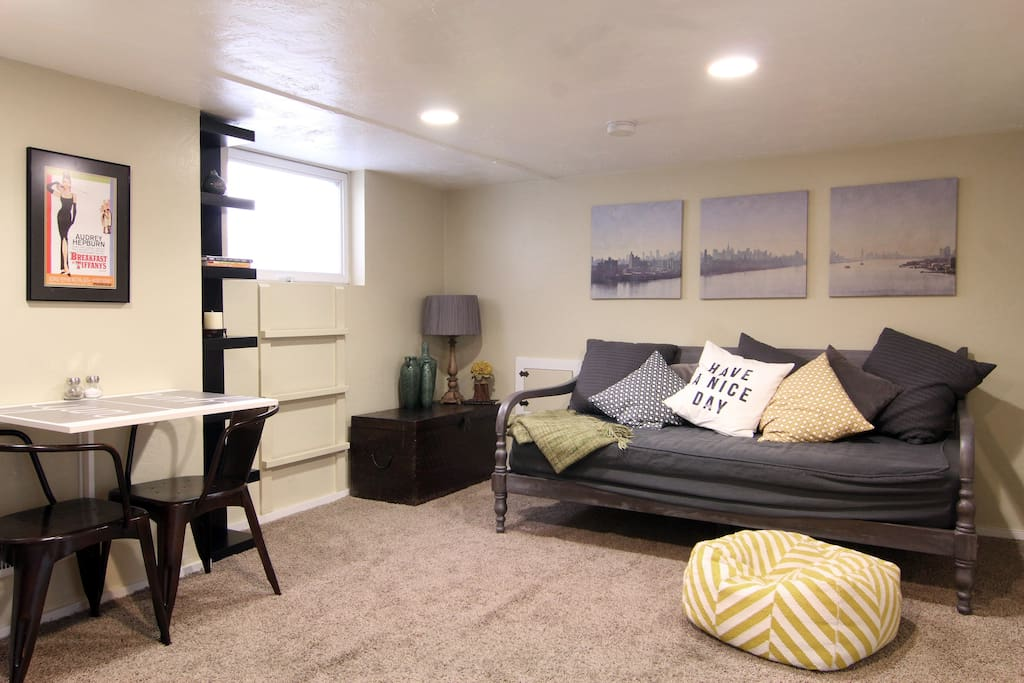 basement apartment by liberty park houses for rent in salt lake city