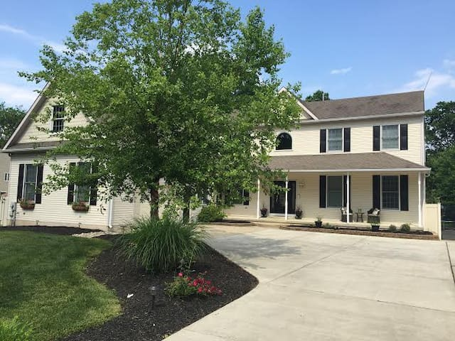Perfect Group Rental for Democratic Convention - Gloucester Township - Huis