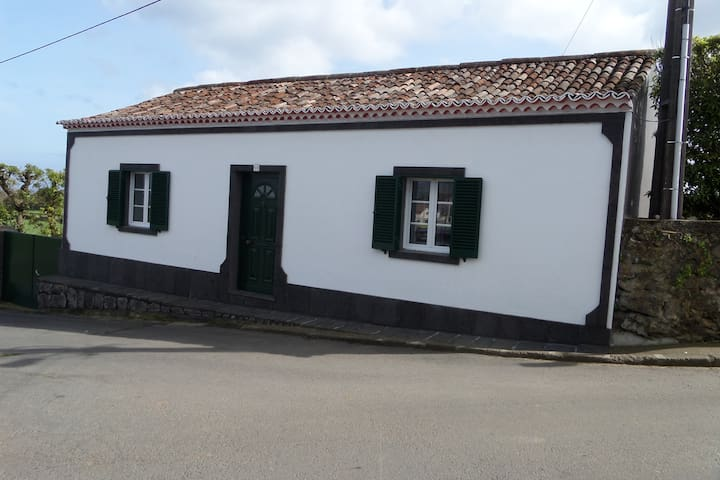 Lovely Rustic House - S. Vicente Ferreira - Casa