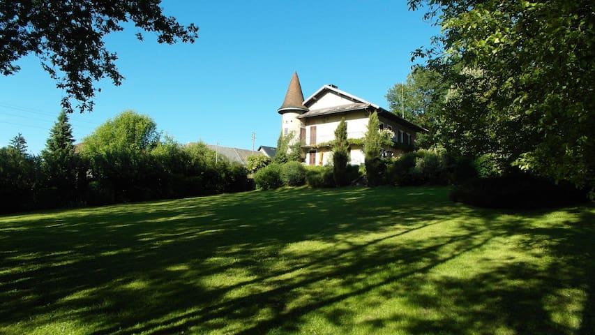 Maison de caractere entre lacs ANNECY et BOURGET - Saint-Félix - Casa