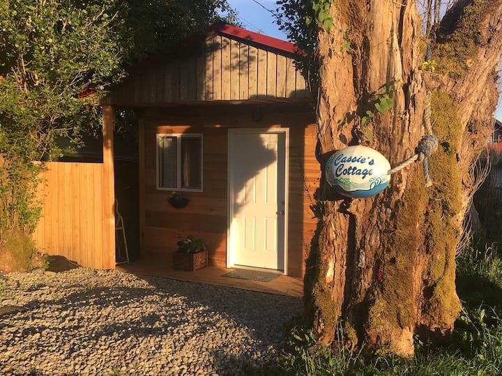 Haida Gwaii's Cassie's Cottage