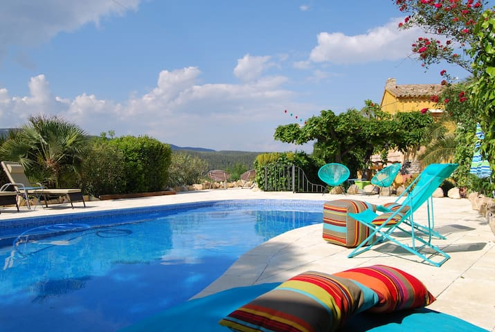 Double room with private terrace breakfast included, pool