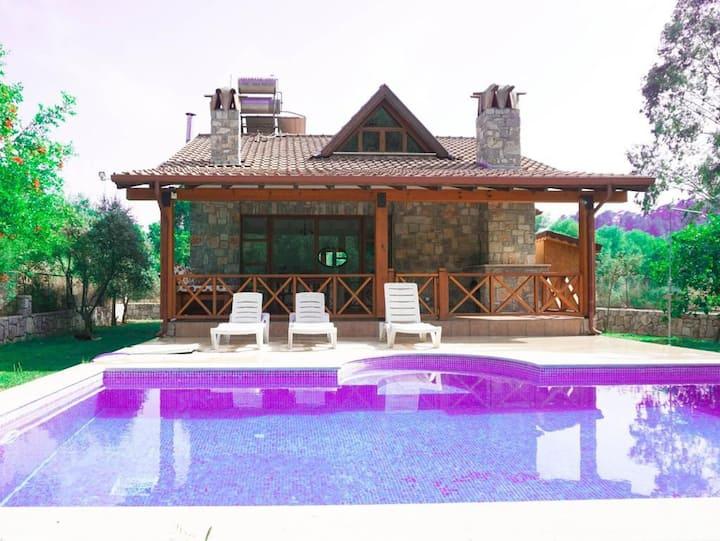 BO074 by Villa of Summer Göcek Fethiye Kiralık
