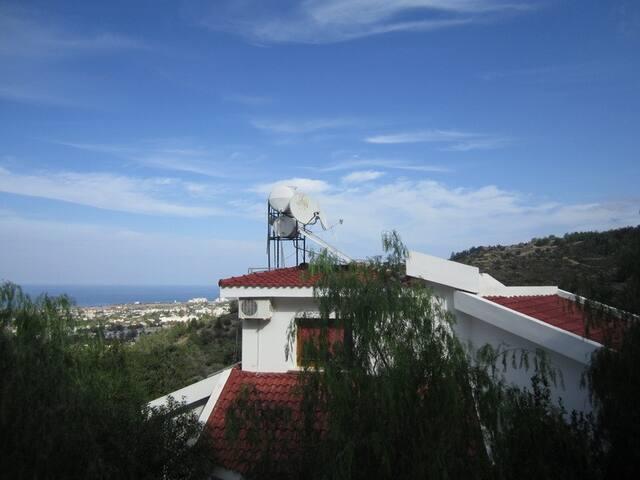 Квартира Северный Кипр, море, горы