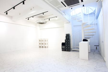 Studio space 2min from yoyogi park station. - Shibuya-ku
