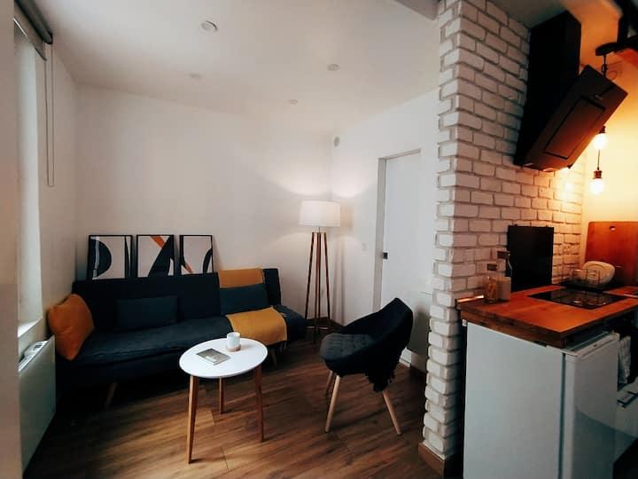 Petite Maison Cosy avec Jardin aux Portes de Paris