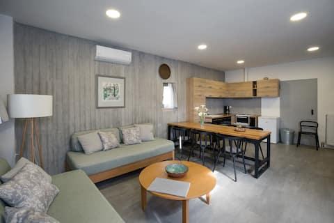design apartment in the nature!