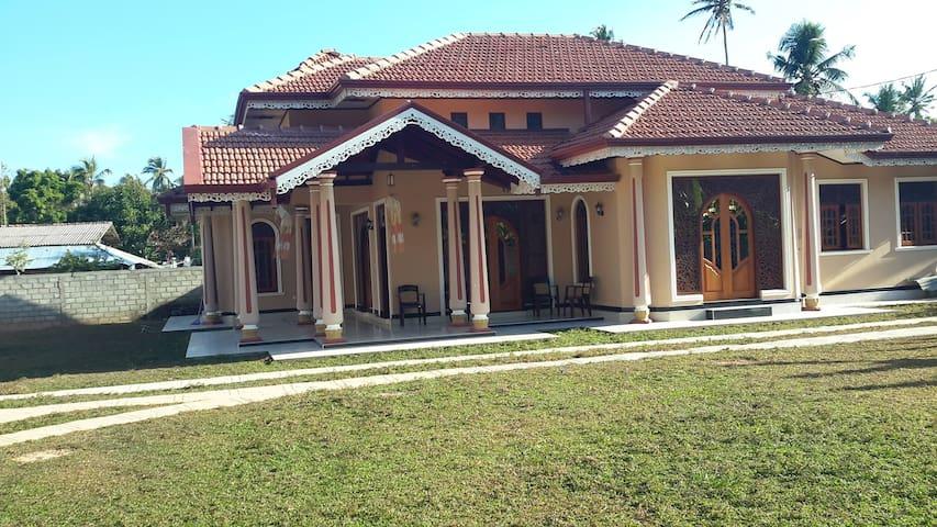 Porutota Garden Resort - Negombo - House