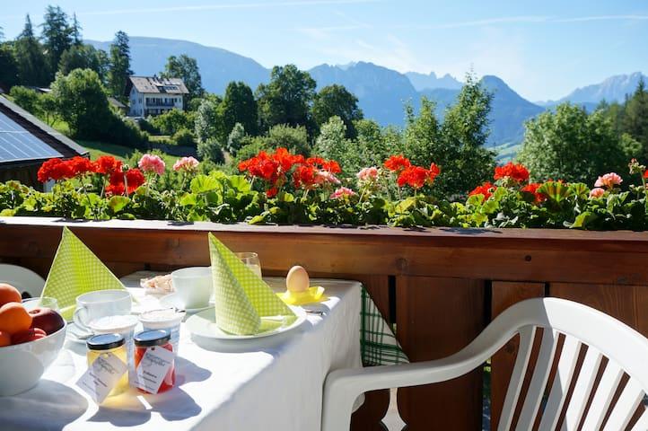 App. vicino ai cittá Bolzano, Merano e Bressanone