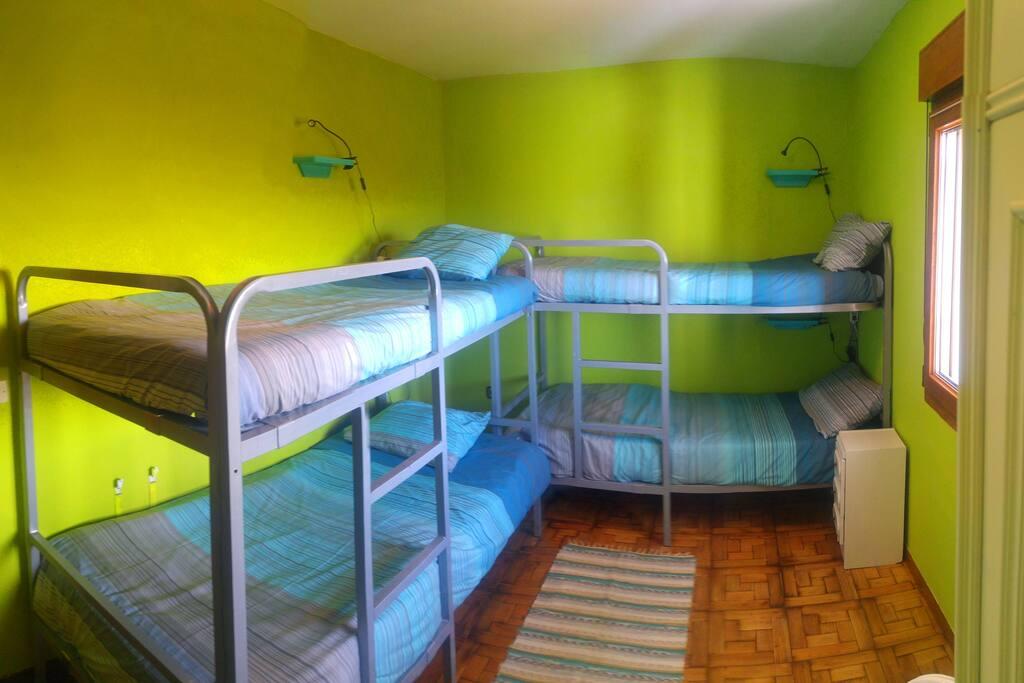 The Bedroom La Verde