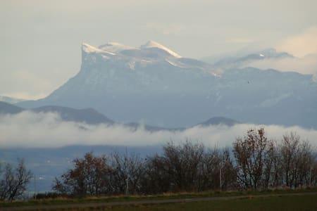 Coeur de Meyras, vue panoramique - Tournon-sur-Rhône