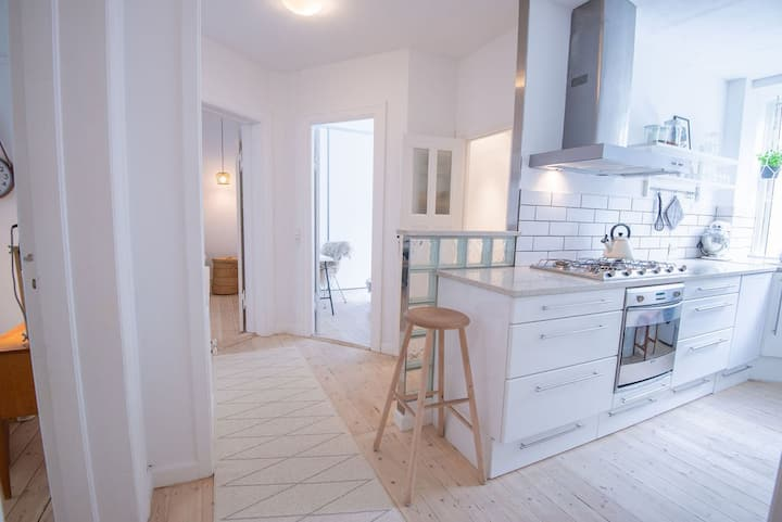 Great room in the heart of Østerbro