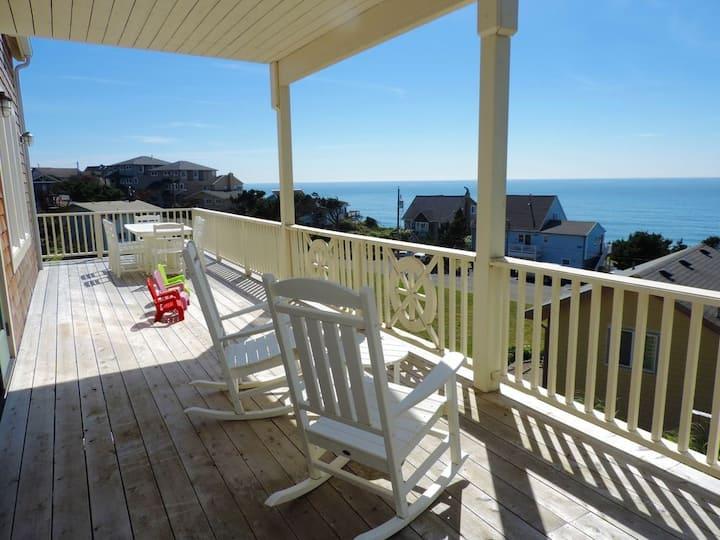 Gorgeous Ocean views w/ HotTub & Olivia Beach Pool