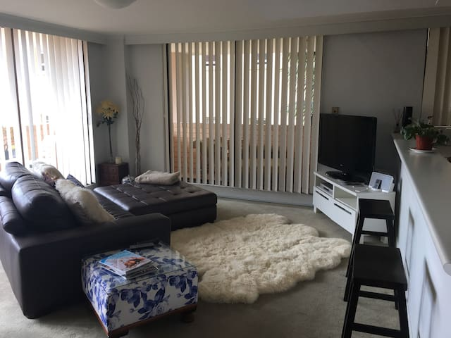 Central Sydney 2BR with carpark - Potts Point - Apartment