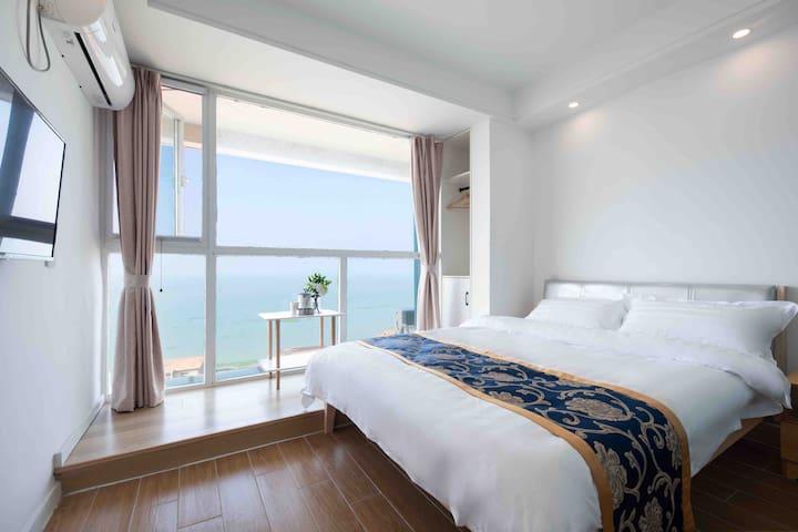连岛度假区内海景大床房B