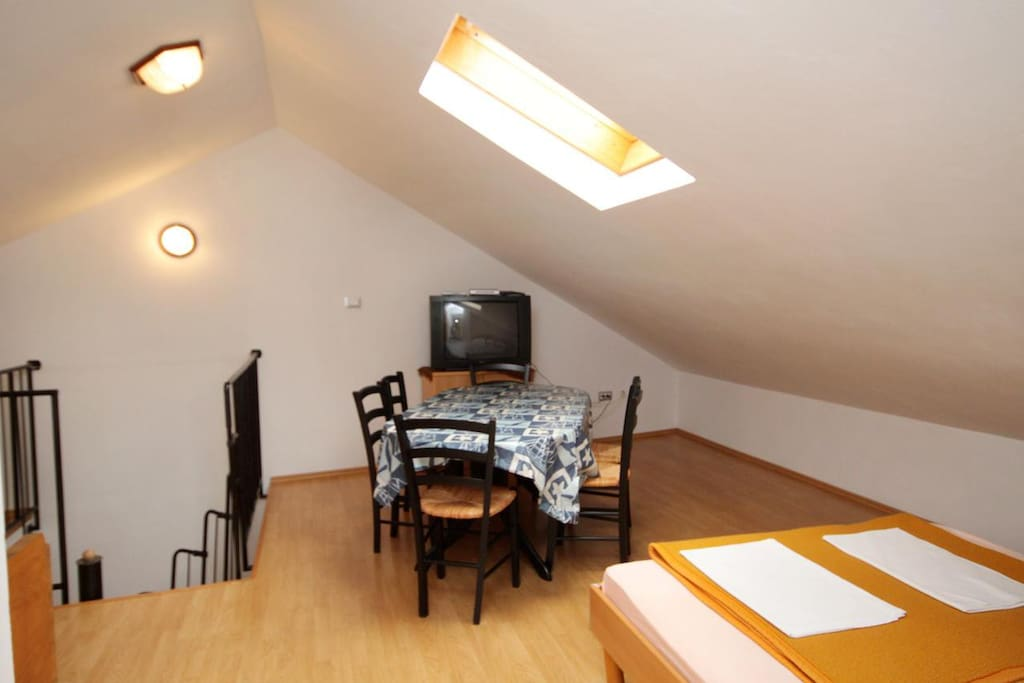 Dining room, Surface: 29 m²
