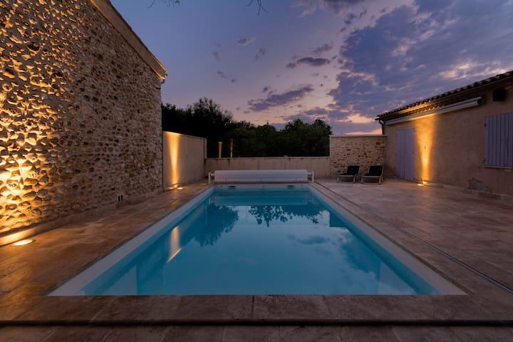 Fantastisch huis met zwembad in hartje Provence!