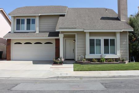 CLEAN & FUN PLACE NEAR DISNEYLAND CALIFORNIA - Garden Grove - Hus