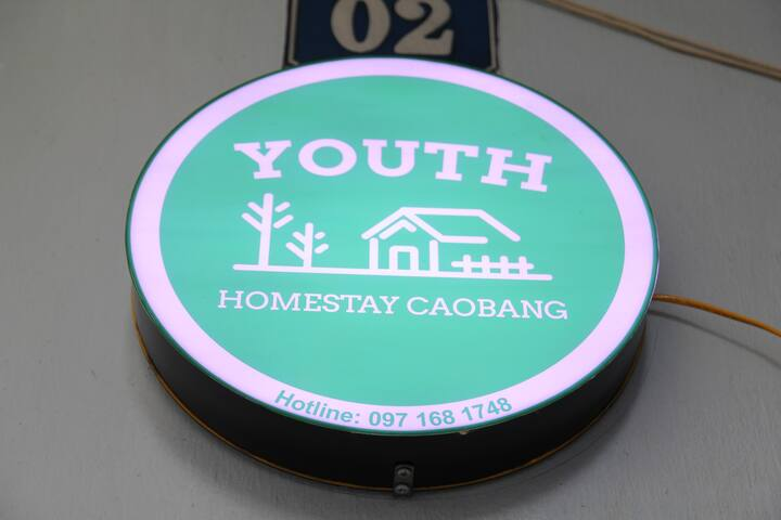 Youth Homestay Cao Bang - Single Room