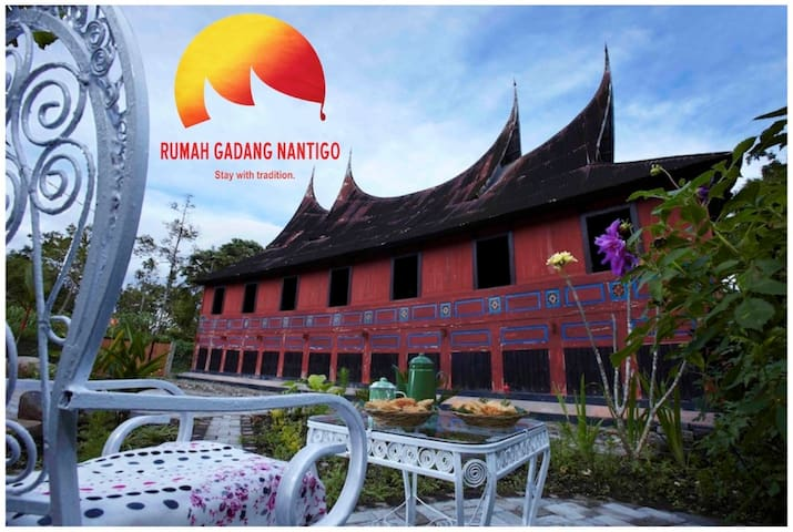 A home to stay with tradition - Bukittinggi