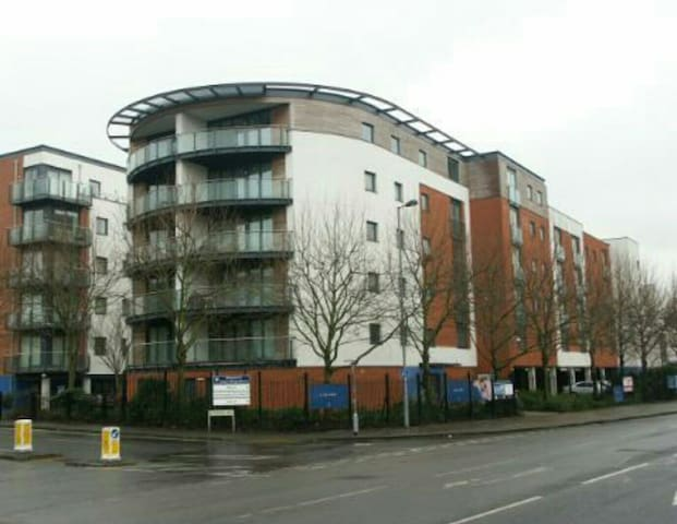 Large Double Room in a Modern Flat - Southampton  - Appartement