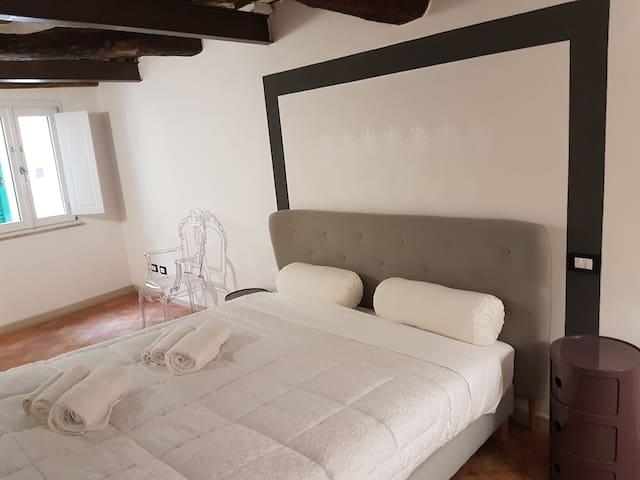12 Accommodations Siena - Tyke - the Campo