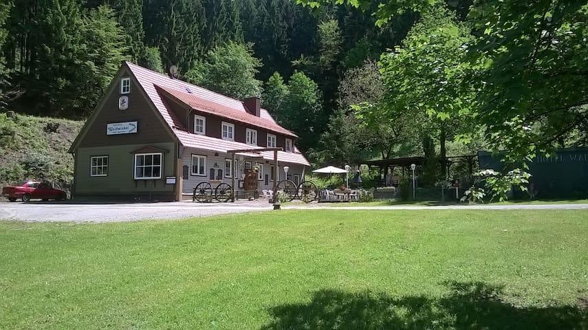 Harzer Waldwinkel - Bad Grund