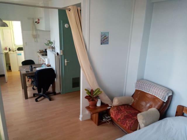 Appartement sympa avec balcon au cœur de Toulouse