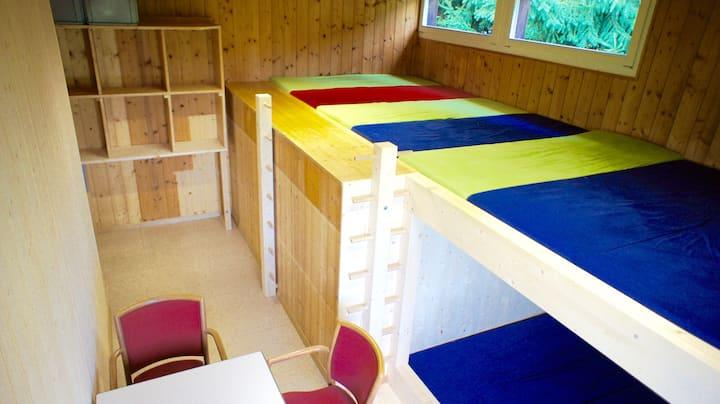"""Scout Cabin """"Birchi Säriswil"""" / near Berne CH"""