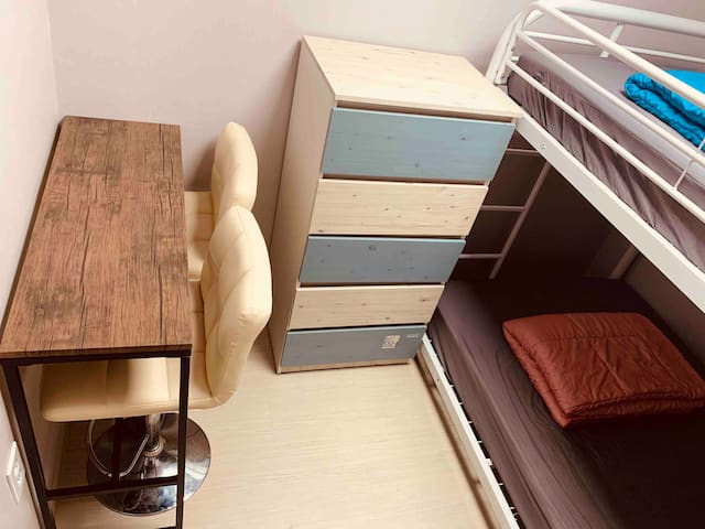 Share bedroom in a FEMALE ONLY guest house Ehwa U