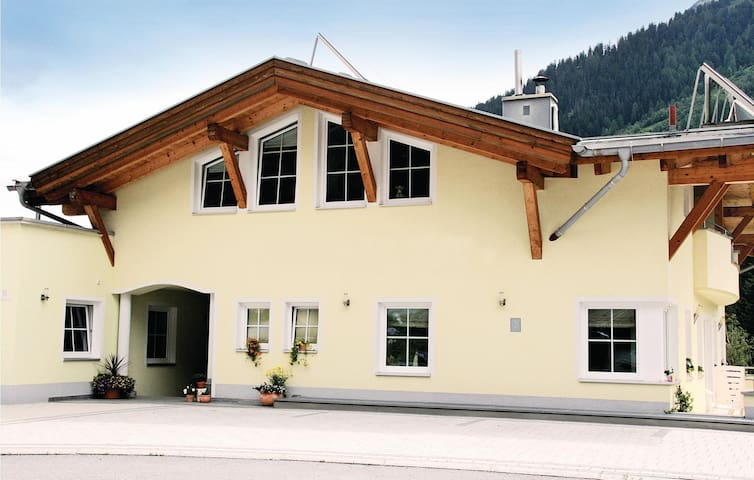 Holiday apartment with 1 bedroom on 33 m² in St. Anton