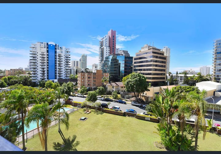 Modern Apartments in the heart of Gold Coast