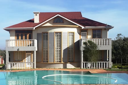 Siaya, Kenya - Detached guesthouse with amenities