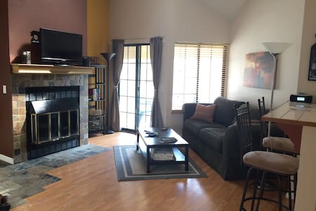 Beautiful, peaceful and private  2br condo - Boulder