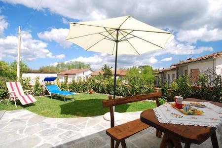 Splendido Villino Casa chiara a Monticiano - Monticiano - Вилла
