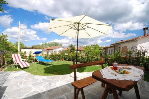Splendido Villino Casa chiara a Monticiano