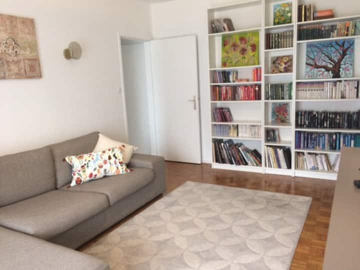 Joli appartement avec parking et wi-fi