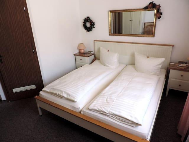 Pension Christl (Bischofsmais), Doppelzimmer