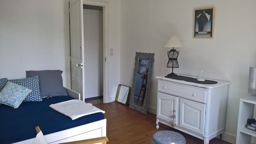 Charming flat close to the beaches & the old town - Saint-Malo - Appartement